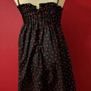 ddd4f3a945 Madewell Dresses - pintuck cami dress in fresh strawberries